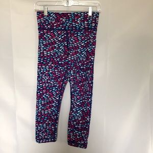 Vineyard Vines crop performance leggings